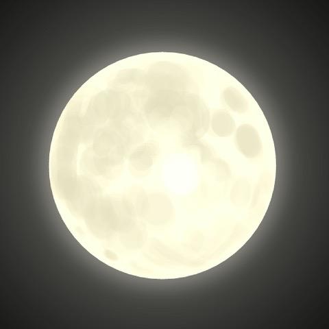 【夜間】ムーン・メディテーション(満月)