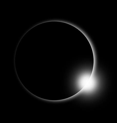 新月の瞑想と、ことからアロマ
